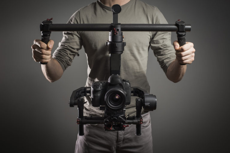 video production gimbal